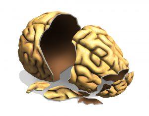 hersenletsel na ongeluk